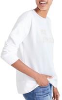 Madewell Women's Au Revoir Sweatshirt