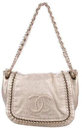 Chanel Rock and Chain Accordion Bag