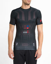 Under Armour Black Vader Full Suit Compression T-Shirt
