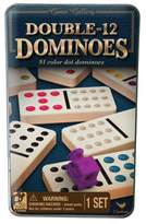 Cardinal Dominoes Mexican Train Double 12