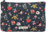 Cath Kidston Mickey and Minnie Little Patches Zip Cosmetic Bag