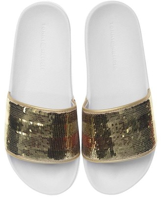 Tommy Jeans Sequin 2 Way Sliders
