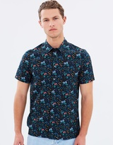 Paul Smith Micro Floral SS