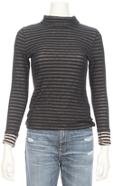 Rag & Bone Keaton Stripe Turtle Neck Sweater