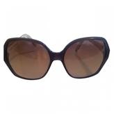 Gucci White Plastic Sunglasses