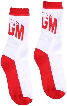 MSGM Sock With Logo
