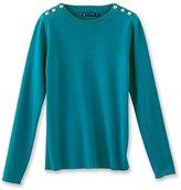 Petit Bateau Womens plain sailor sweater