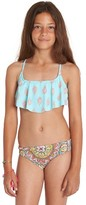 Billabong Girl's Samsara Two-Piece Swimsuit