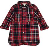 River Island Mini girl red check shirt