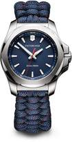 Victorinox Women's 241770 I.N.O.X. Watch with Blue Face and Blue Paracord Strap