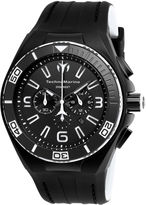 Technomarine TECHNO MARINE Techno Marine Mens Black Strap Watch-Tm-115056