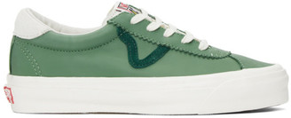 Vans Green OG Epoch LX Sneakers