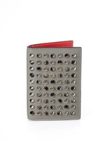 Christian Louboutin Sifnos bi-fold grained-leather cardholder