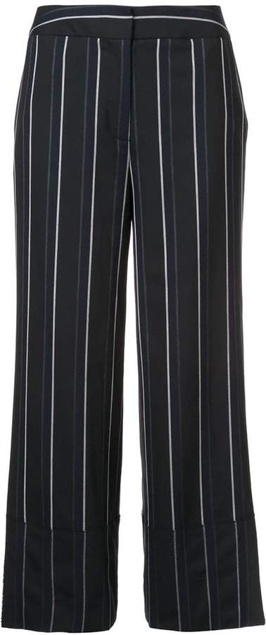 Yigal Azrouel wide leg trousers