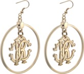 Roberto Cavalli Icon earrings