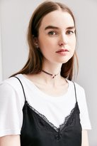 Urban Outfitters Delicate Circle Choker Necklace