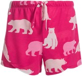 Hatley Little Blue House by Bears Shorts (For Big Girls)