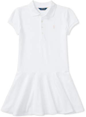 Polo Ralph Lauren Toddler Girls Polo Dress