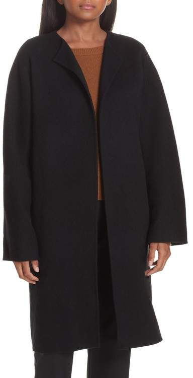 69b317eb39ff Theory Cashmere Coat - ShopStyle