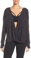 Zella Women's Drishti Wrap Top