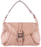Hogan Small Butterfly Leather Shoulder Bag