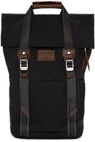 Master-piece Co Black Buckles Backpack