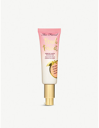 Too Faced Ladies Swan Peach Perfect Foundation, Size: 48ml