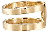 Loren Stewart Women's Yellow Gold Two-Bar Ear Cuff