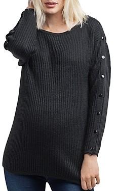 Nom Maternity Odette Maternity & Nursing Sweater