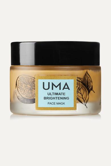 UMA OILS + Net Sustain Ultimate Brightening Face Mask, 50ml - one size
