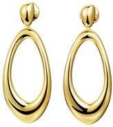 JOOP! Women'S Earrings 925 Sterling Silver Rhodium Plated Silhouette S.JPER90264B000