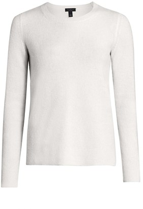 Saks Fifth Avenue COLLECTION Featherweight Cashmere Sweater