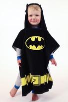 Intimo Batman Hooded Poncho (Little Boys)