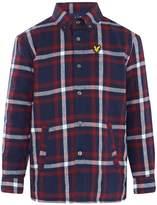 Lyle & Scott Boys Brushed Long Sleeve Shirt