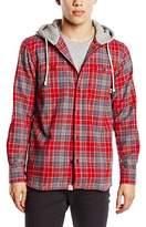 Vans Men's M LOPES CHILI PEPPER Long Sleeve Casual Shirt
