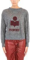 Etoile Isabel Marant Kilsen Grey Melange Tshirt