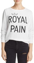 Dream Scene Royal Pain Sweatshirt