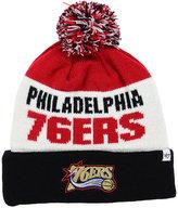 '47 Philadelphia 76ers Crossblock Knit Hat