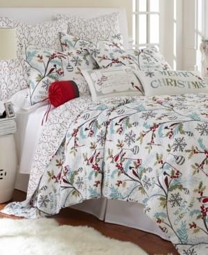 Levtex Home Holly Full/Queen Quilt Set