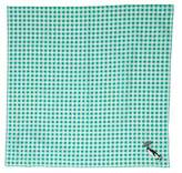 Little Marc Jacobs Girls' Gingham Logo Scarf w/ Tags