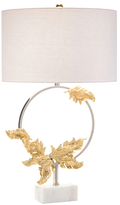 John-Richard Collection Wreath Table Lamp