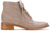 Sarah Chofakian leather boots