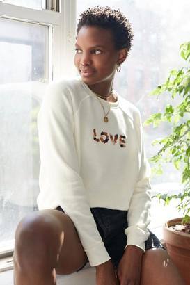 C.bonz Classic Ultra Cozy Love Raglan Pullover