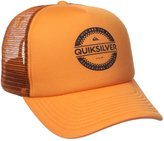 Quiksilver Men's Everyday 3 Trucker Hat