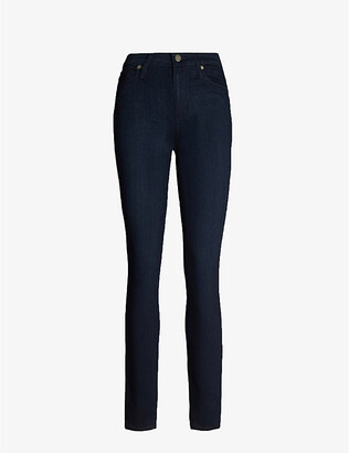 Paige Margot high rise ultra skinny jeans