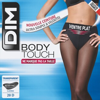 Dim Body Touch 20 Denier Sheer Tummy Toning Tights, Made in France