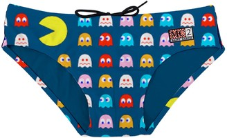 MC2 Saint Barth Pac-man Boy Swim Briefs