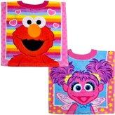 Sesame Street Pullover Bib Set