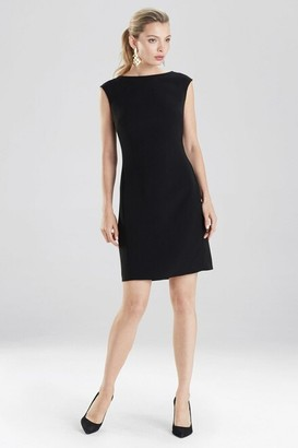 Natori Bi-Stretch Sheath Dress