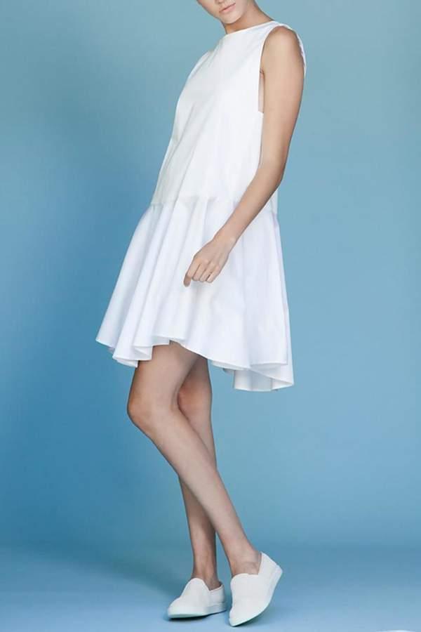 Sam&lavi Sam & Lavi Eliza White Dress